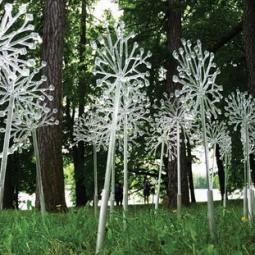 Выставка «Стекло и керамика в пейзаже-2018»