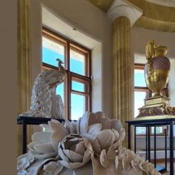 Выставка «Дворец, что розами венчался»