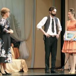 Спектакль «Невеста напрокат»