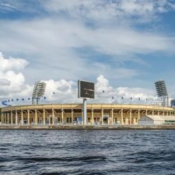 Экскурсия на теплоходе «Футбольный Петербург»