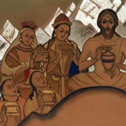 Выставка «Держава Рериха»