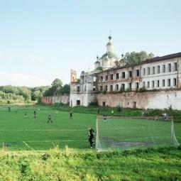 Выставка  «Любительский футбол в России»