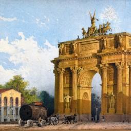 Выставка «Старый Петербург. Столица и окрестности»