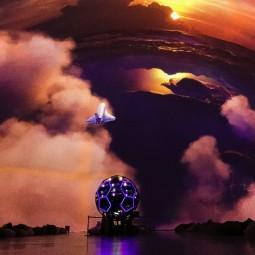 Новая программа в Планетарии №1 Санкт-Петербурга