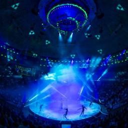 Цирковое шоу «UFO. Цирк с другой планеты»