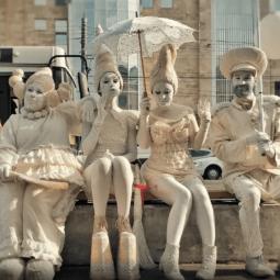 Фестиваль негосударственных театров Петербурга 2020