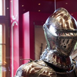 Выставка «Рыцарский доспех ХVI века из собрания Государственного Эрмитажа»