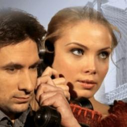 Cпектакль «Двое на качелях» в ДК Выборгский
