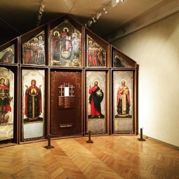 Выставка «Иконы XVII — начала XX века»