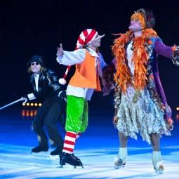 Спектакль для всей семьи «Приключения Буратино на льду»