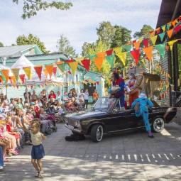 Фестиваль циркового искусства «ПаяцФест»