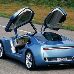 Выставка «Concept Cars: LaGrande Bellezza»