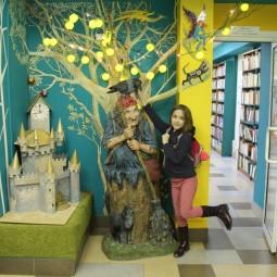 Интерактивная программа для детей «Волшебный мир театра»