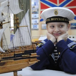 Программа для детей «Что нам стоит флот построить!»