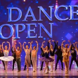 Международный фестиваль балета Dance Open онлайн