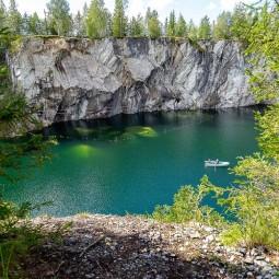 Экскурсия «К Жемчужине Карелии — Мраморному каньону»