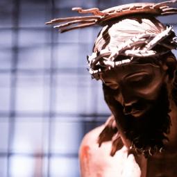 Выставка «Христос в темнице»