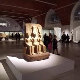 Выставка «Нефертари и долина цариц. Из коллекции Египетского музея в Турине»