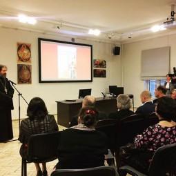 Лекции в рамках выставки   «Русская икона XVII — начала XX века»