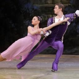 """Балет на льду """"Ромео и Джульетта"""""""