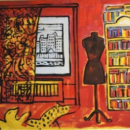 Выставка Елены Арцутаевой