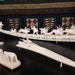 Выставка «Новые поступления в собрание Российского этнографического музея»