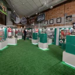 Выставка «История отечественного футбола»
