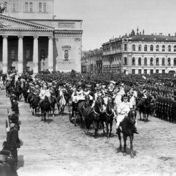 Выставка «Николай II. К 150-летию со дня рождения»