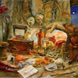 Выставка ASPEKT Юрия Шевчика