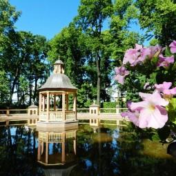 Праздник 9 мая в Михайловском и Летнем Саду 2016
