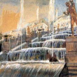 Выставка «Александр Бенуа. К150-летию содня рождения»