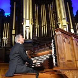 Новогодний органный концерт Паоло Баччанелла
