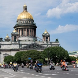 Фестиваль St. Petersburg Harley Days 2017