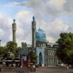 Выставка «100 лет со дня окончания строительства Санкт-Петербургской Соборной мечети»