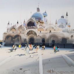 Выставка «Без границ» в галерее Мольберт