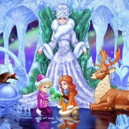 Выставка-игра «Вот так история!» и спектакль «Снежная королева»