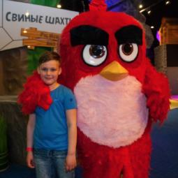Черная пятница в парке активного отдыха Angry Birds Activity Park 2019