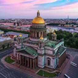 Виртуальная экскурсия по Исаакиевскому собору