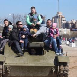 Семейный танковый фестиваль «Боевая сталь» 2017