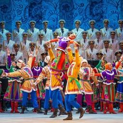 Концерт Академического ансамбля песни и пляски Российской армии