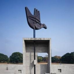 Выставка «Чандигарх: адаптированная утопия»
