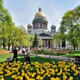 Топ-10 лучших событий на выходные 20 и 21 мая в Санкт-Петербурге