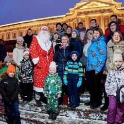 Новогодние экскурсии в Санкт-Петербурге 2020