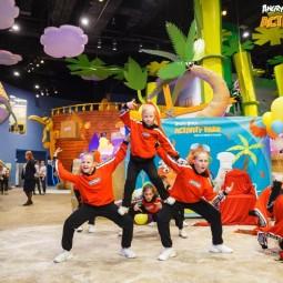 «Активная осень» в Angry Birds Activity Park