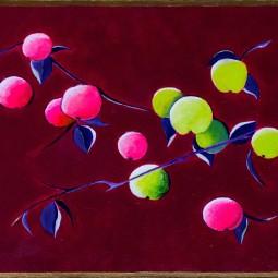 Персональная выставка художника Дениса Теклина Four Seasons