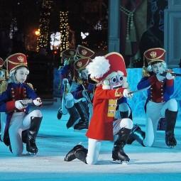 Шоу-сказка на льду  «Щелкунчик-2»