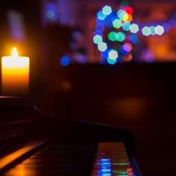 Органный концерт  «Музыка При Свечах. Мелодии Любви»