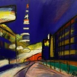 Выставка «Владимир Ветрогонский в пути. Андрей Ветрогонский дома»