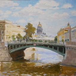 Выставка художника  Евгения Щербаня
