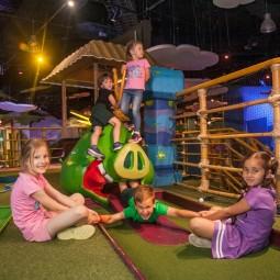 Успейте посетить Парк развлечений Angry Birds Activity Park!